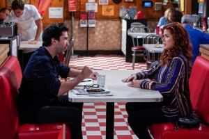 'Will and Grace' Sneak Peek: Does David Schwimmer Know NYC Better Than Grace?