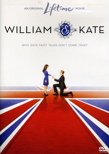 William & Kate DVD