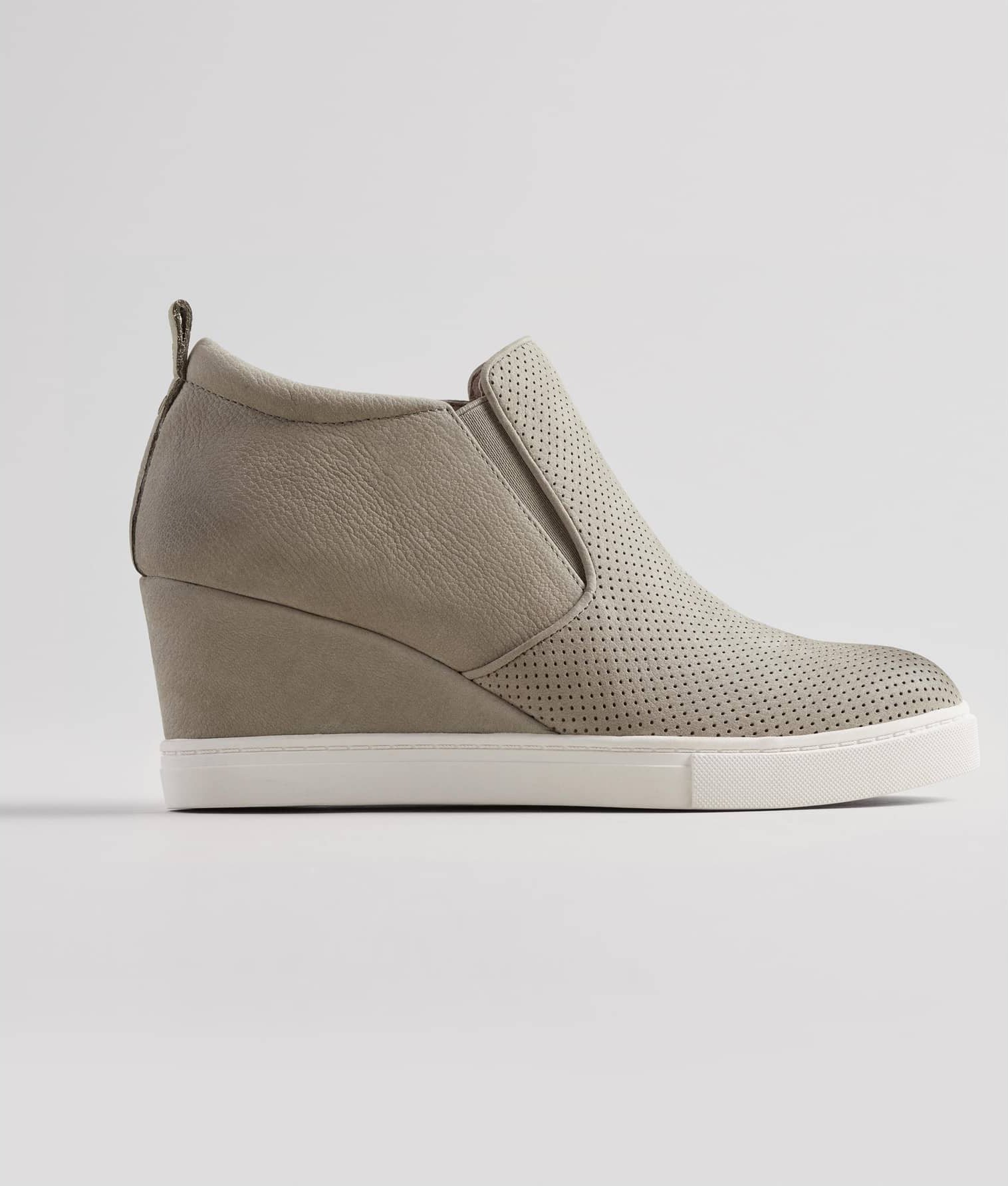 Shop These Sporty Wedge Sneakers at