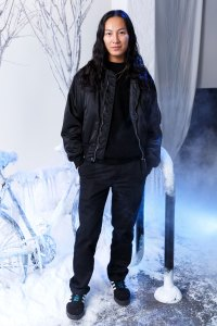 4436fab471 Alexander Wang Teamed Up With Uniqlo on a Cold-Weather Heattech Collection