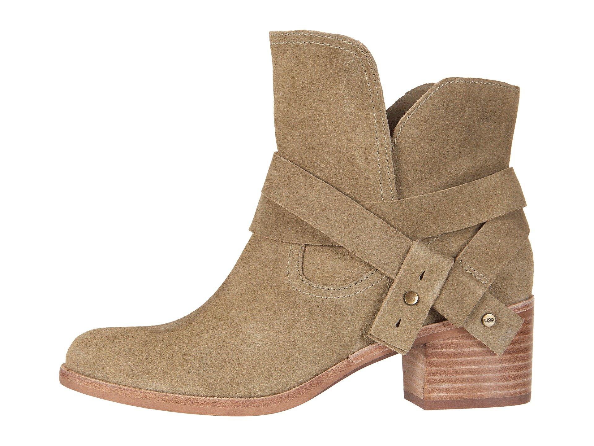 antilope elora ugg ankle boot