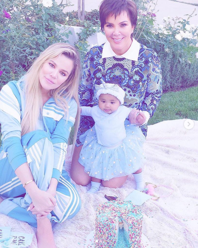 baby true kardashian