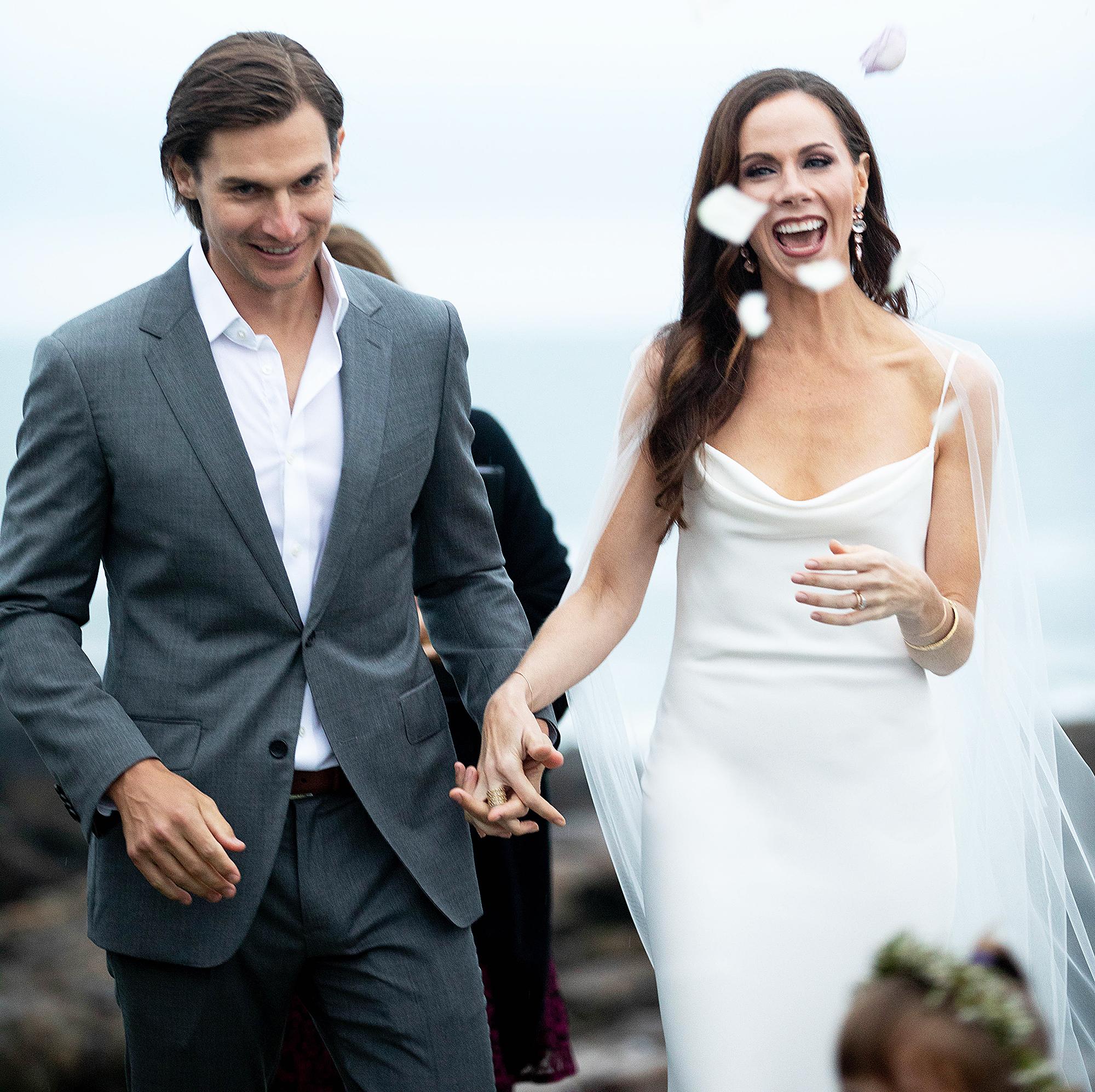 Barbara Bush Craig Coyne Wedding