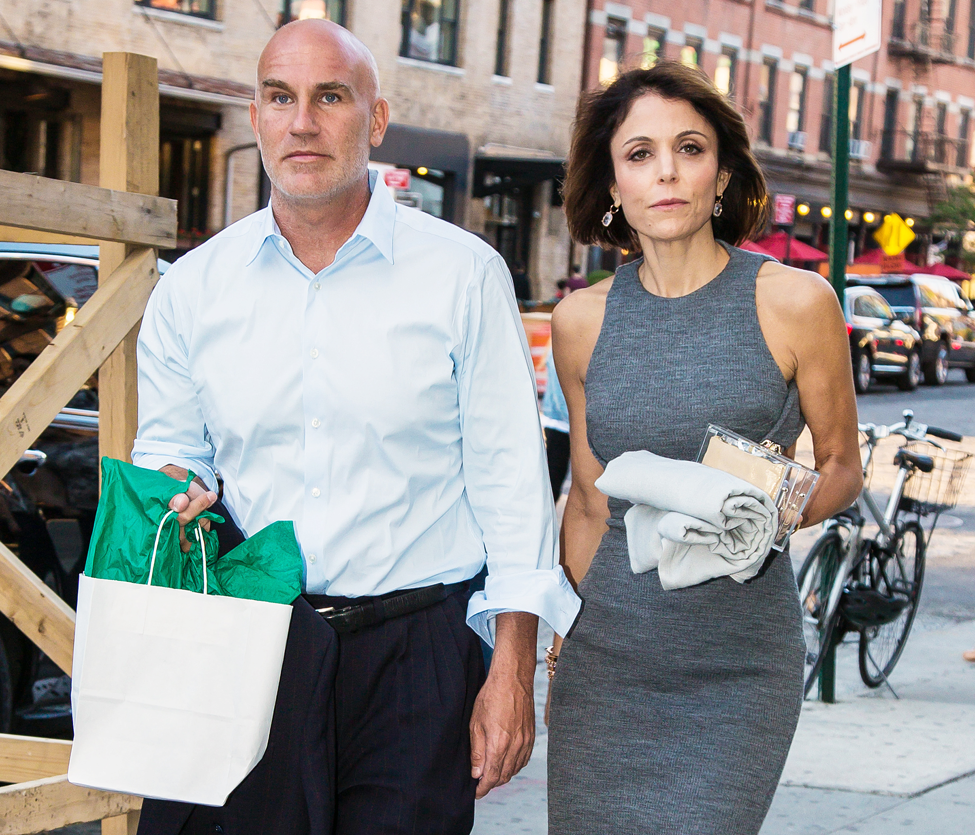 Bethenny Frankel Mystery Man Boston Dennis Shields Death