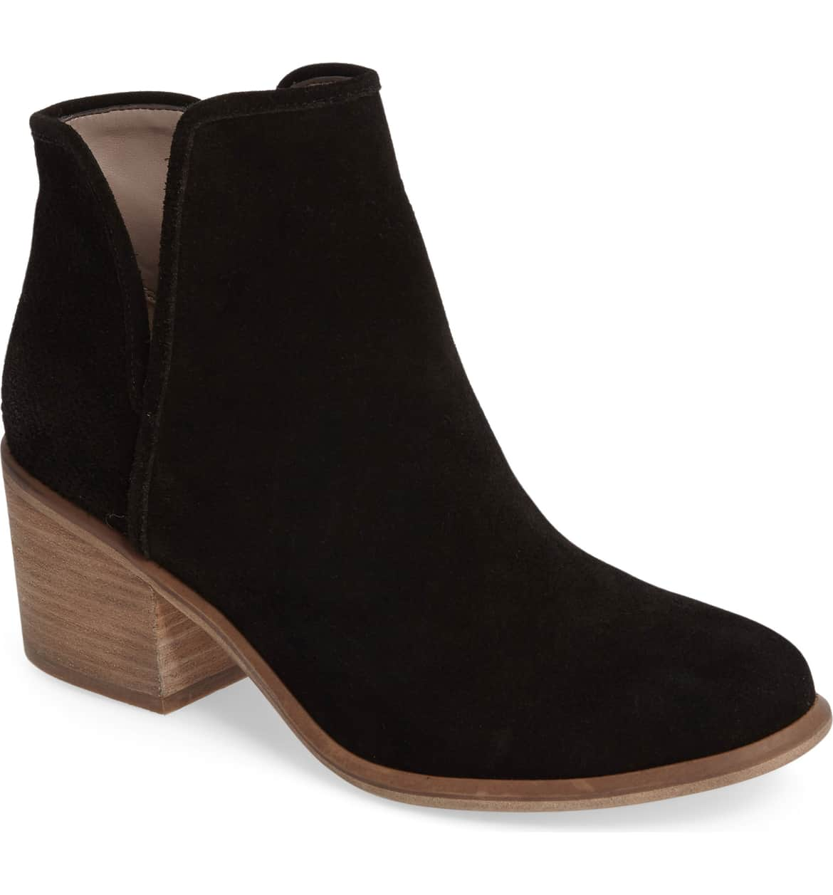 Block Heel Booties Are Under $100
