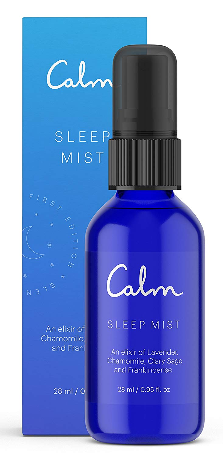 calm sleep mist
