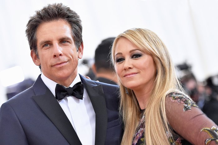 Christine Taylor Dodges Questions About Reconciling With Ben Stiller: 'We're Together All the Time'