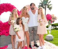 denise richards wedding