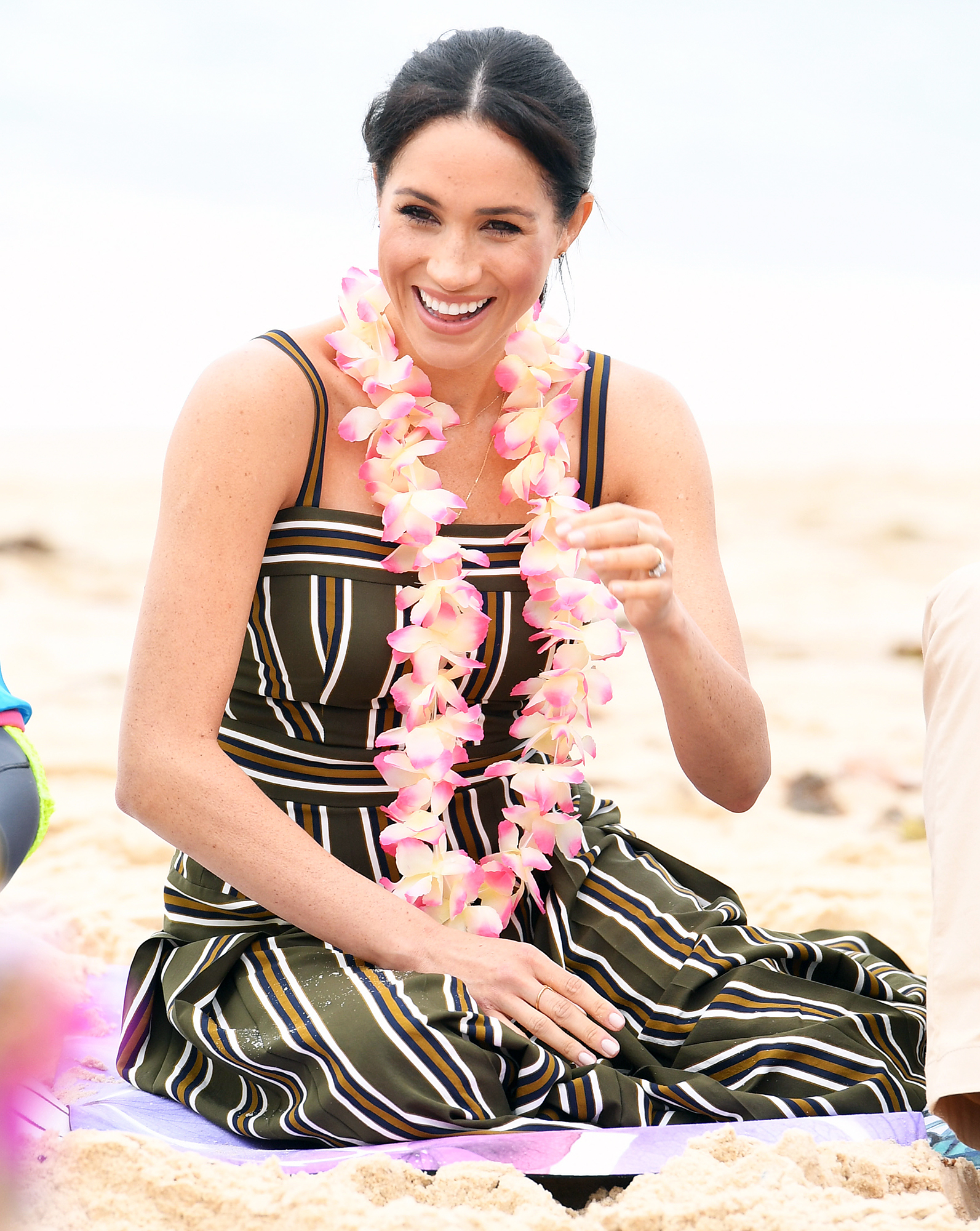 Duchess Meghan Prenatal Yoga