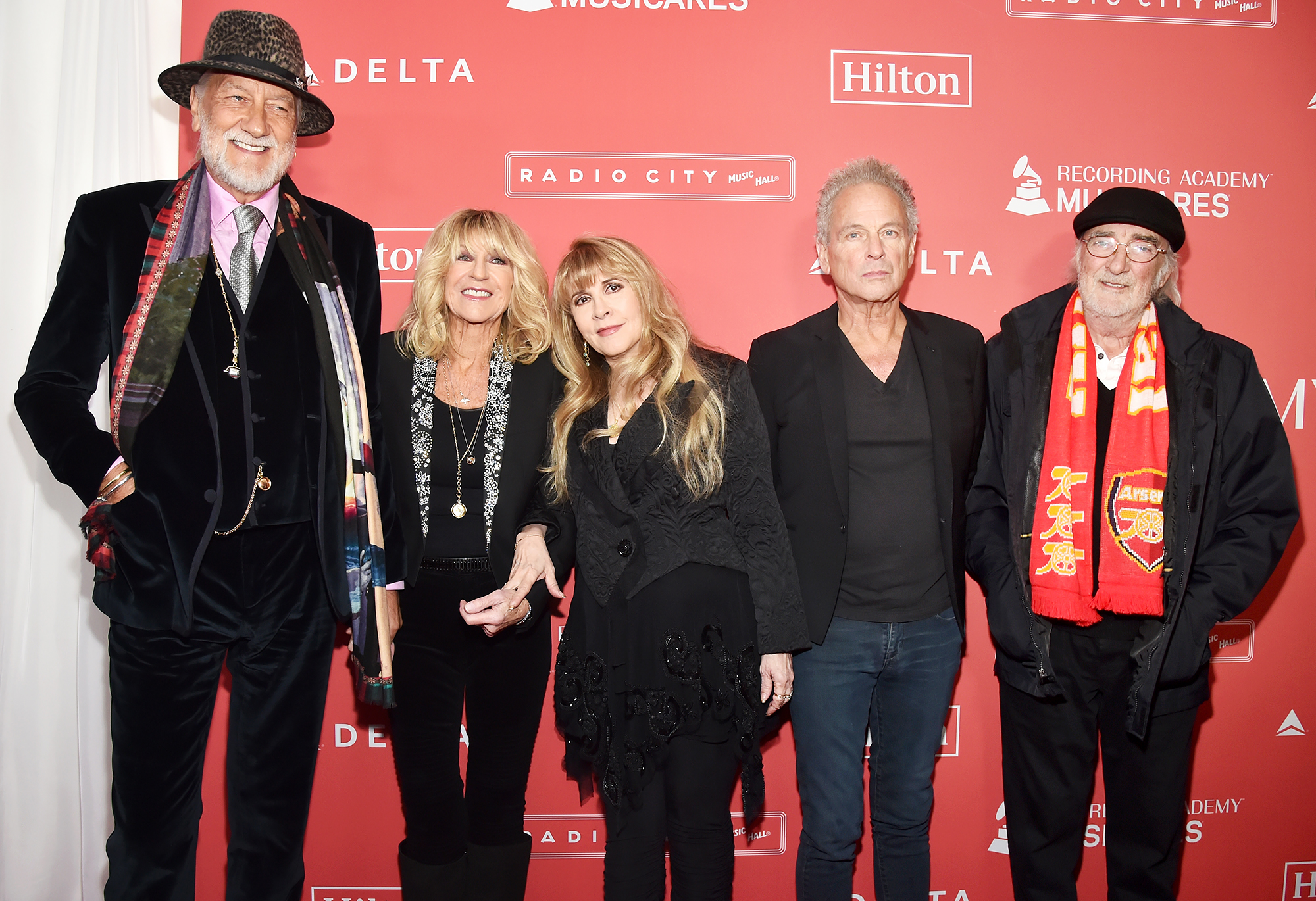 Fleetwood Mac Question Lindsay Buckingham Motivation