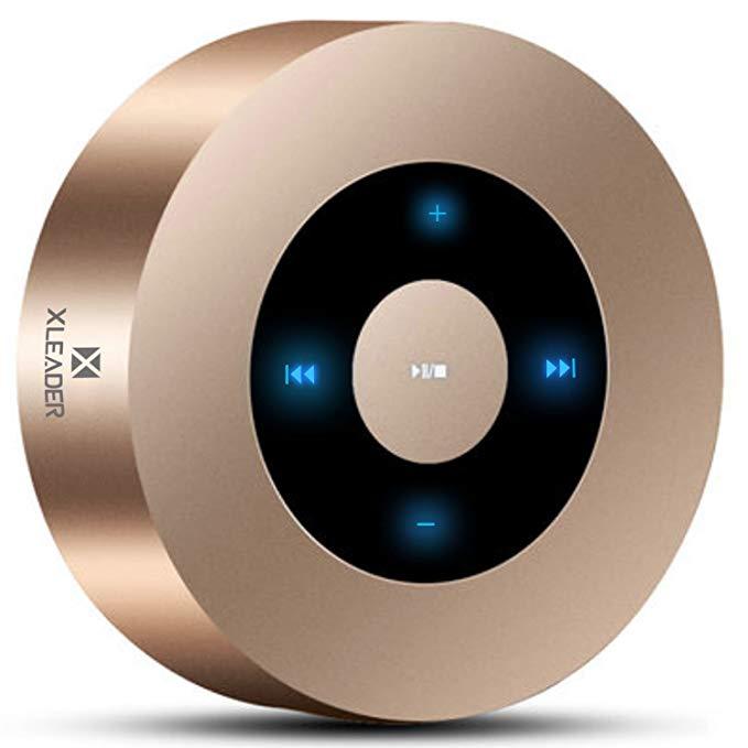 gold bluetooth speaker