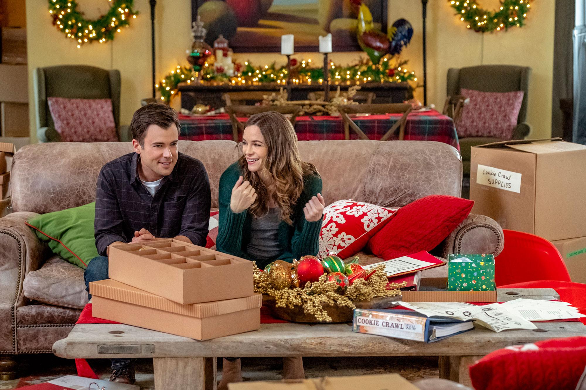 Christmas At Pemberley Manor.Hallmark S Christmas Movie Lineup 2018