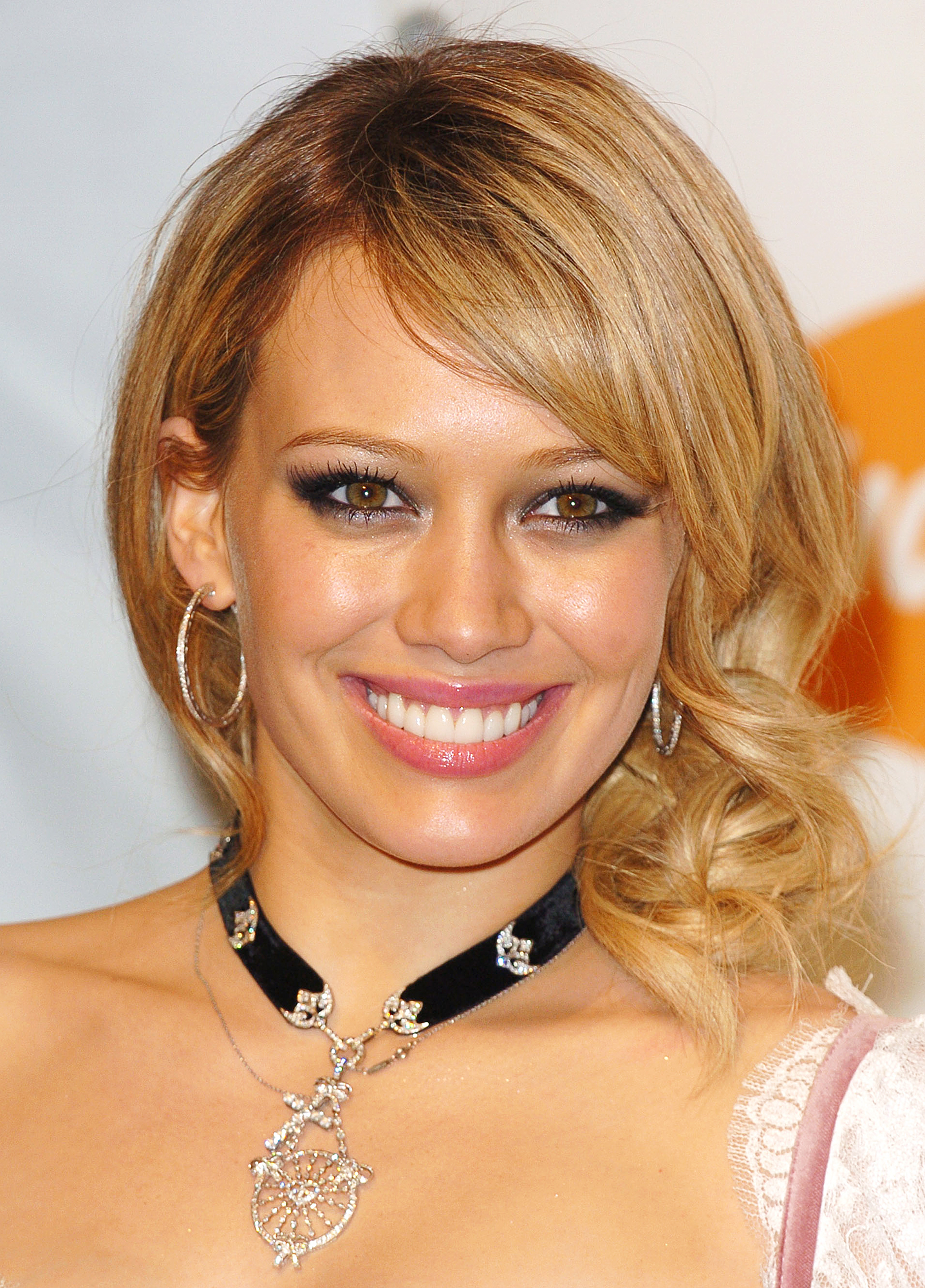 Hilary Duff Through The Years 2005 - Duff debuted a noticeably fuller smile in April 2005.