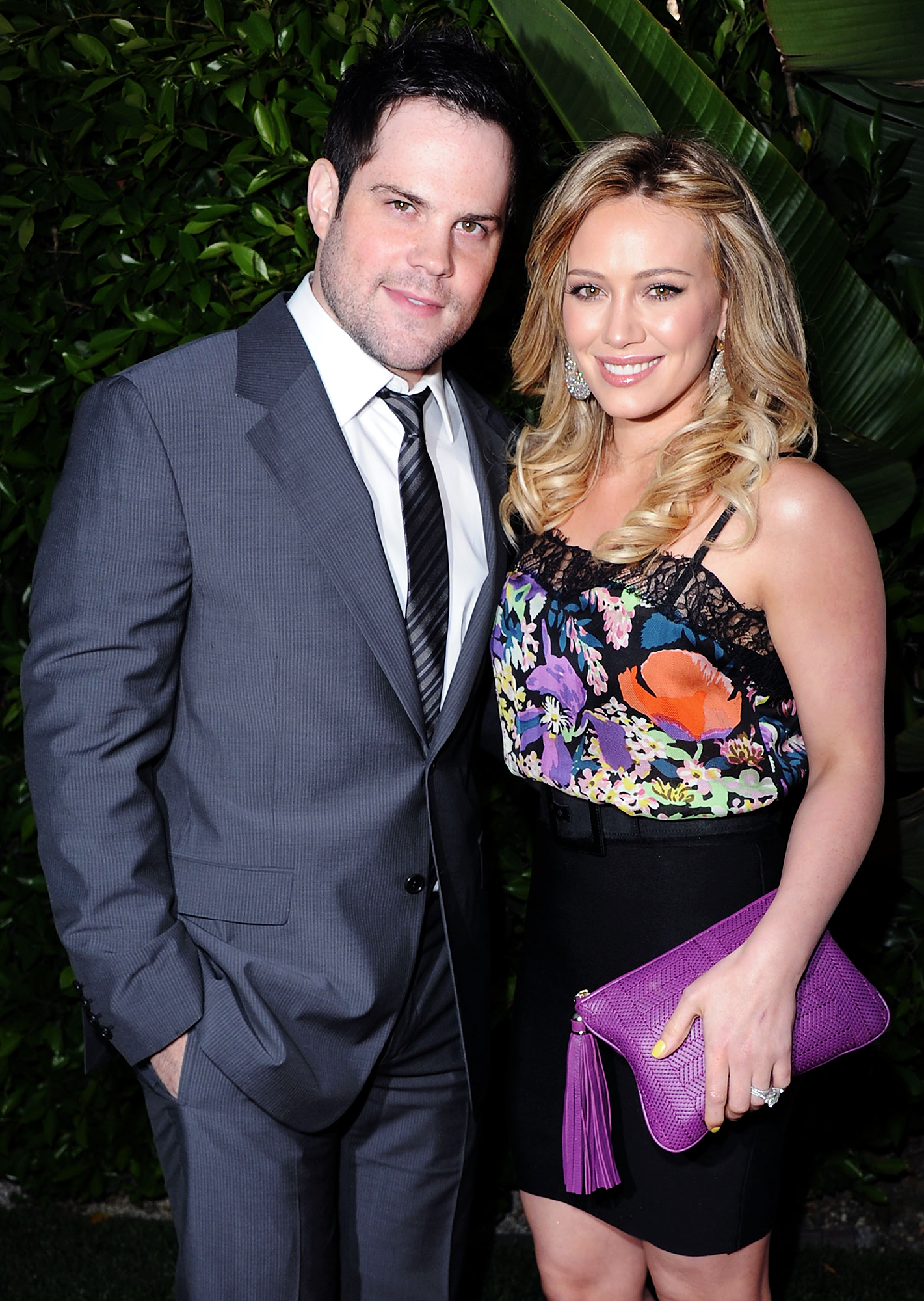 """Hilary Duff Through The Years Mike Comrie - """"We are extremely happy and ready to start this new chapter of our lives,"""" Duff wrote on her website in Aug. 2011."""