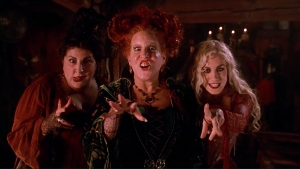 Sarah Jessica Parker Doesn't Really Know What 'Hocus Pocus' Is About