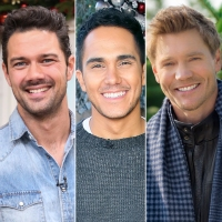 hallmark christmas movie hunks