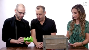 Watch the 'Impractical Jokers' Play 'What the Web?!'