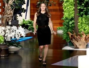Jennifer Garner on The Ellen DeGeneres Show