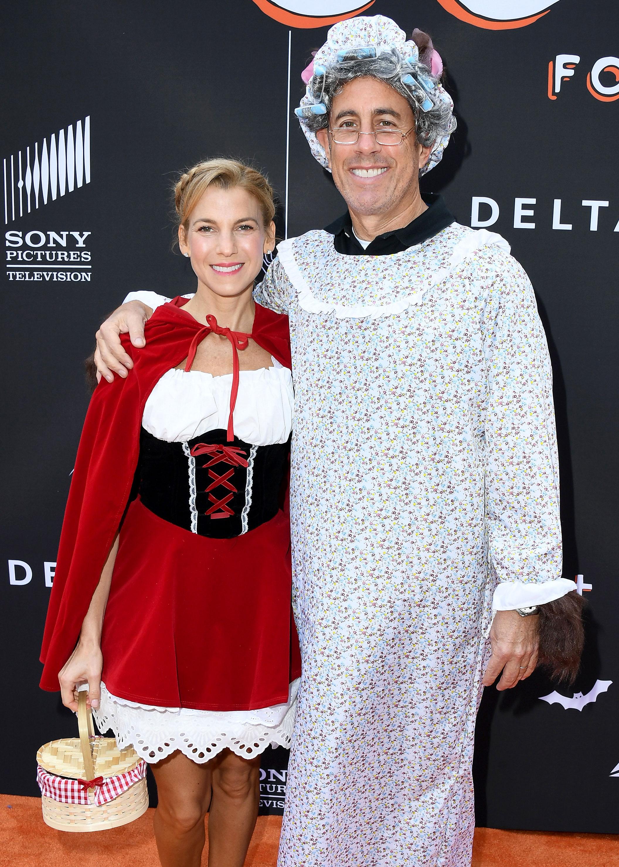 Jerry Seinfeld Wife