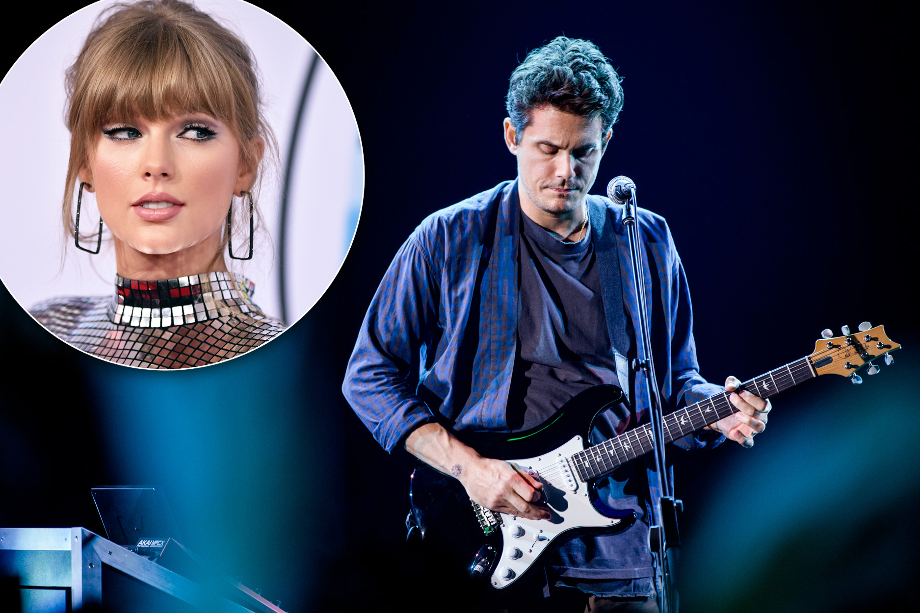 John Mayer Is a Fan of Ex-Girlfriend Taylor Swift's Album