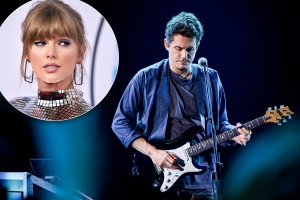 John Mayer Thinks Ex Taylor Swift's Album Reputation Is 'a Fine Piece of Work'