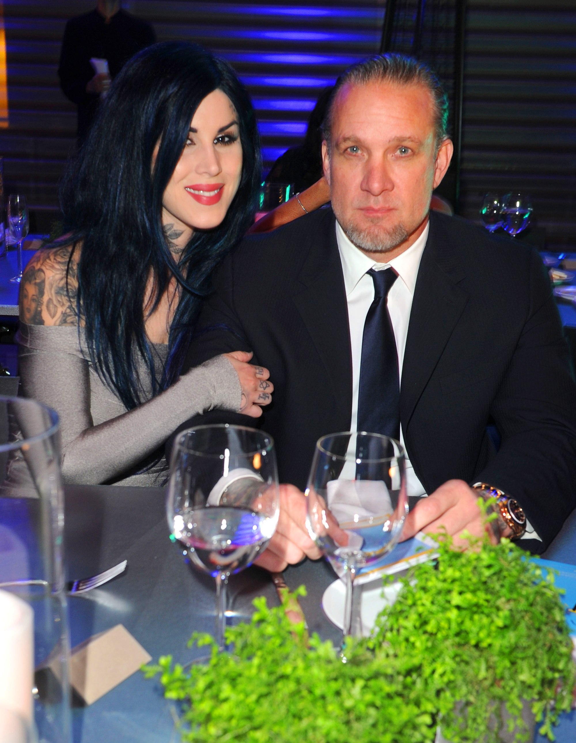 """hot rebound romances - The L.A Ink star and James made their new romance public in September, a couple months after his divorce from Sandra Bullock (whom he cheated on) was finalized. """"It definitely wasn't planned,"""" she told Us of their relationship."""