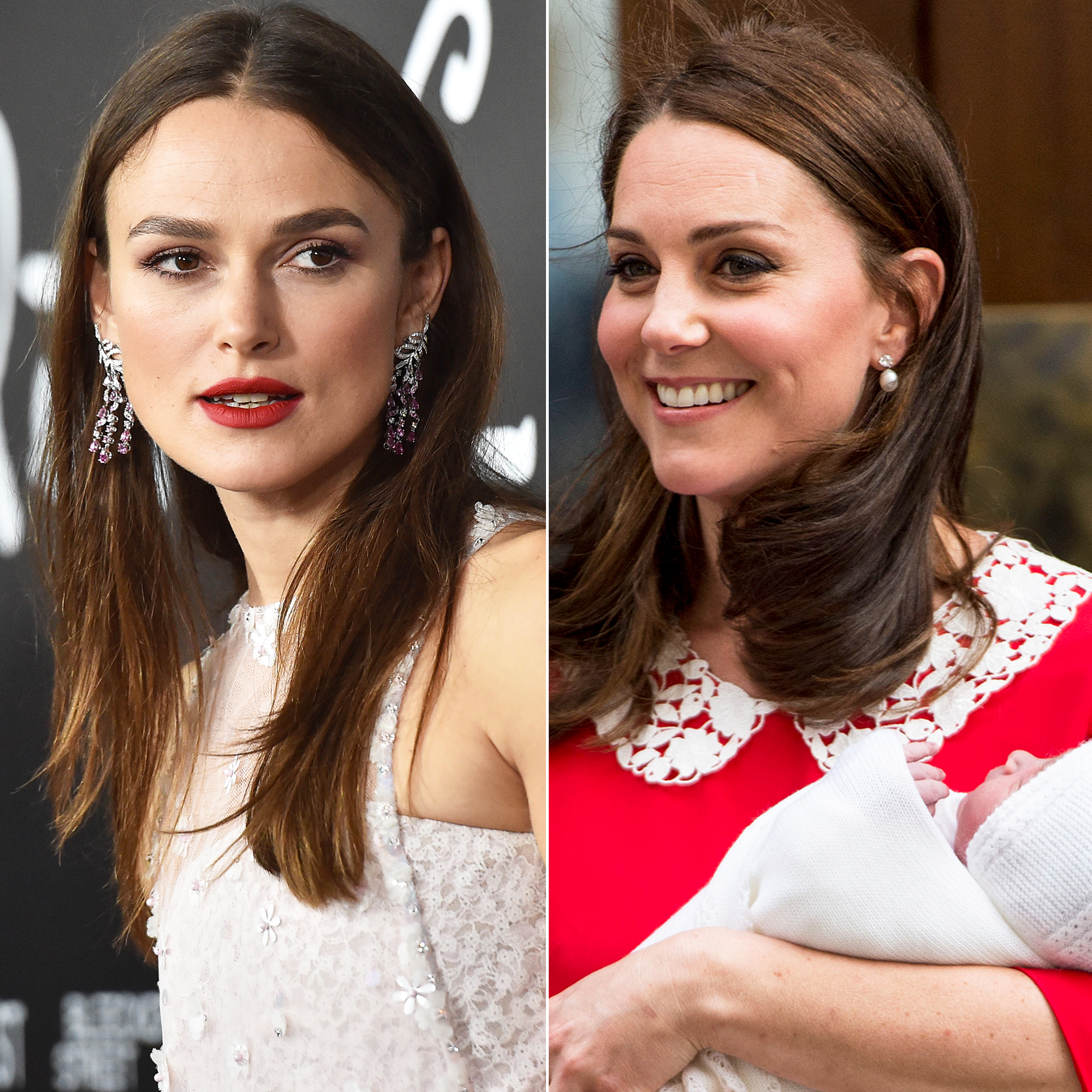 Keira Knightley Bashes Duchess Kate's Post-Baby ...