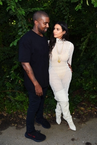 Kim Kardashian: Kanye is obsessed with having seven children, she is