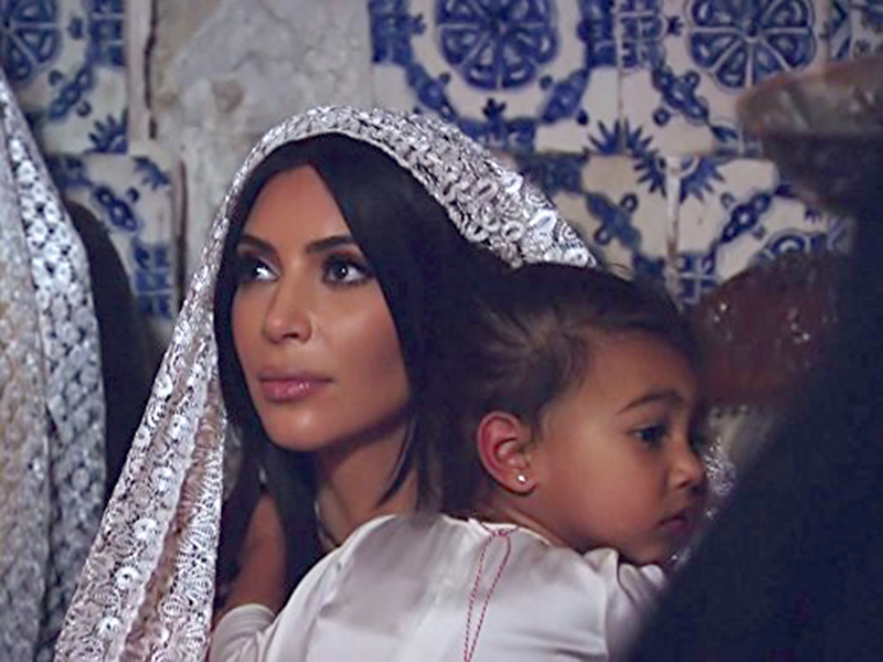 Kim Kardashian Reveals Her Favorite 'Keeping Up With the Kardashians' Episodes - In seventh place, Kim chose the season 10 episode where she and Kanye visited Armenia and he played a surprise public concert. They later visited Jerusalem to have North baptized in Israel's oldest Armenian Church.