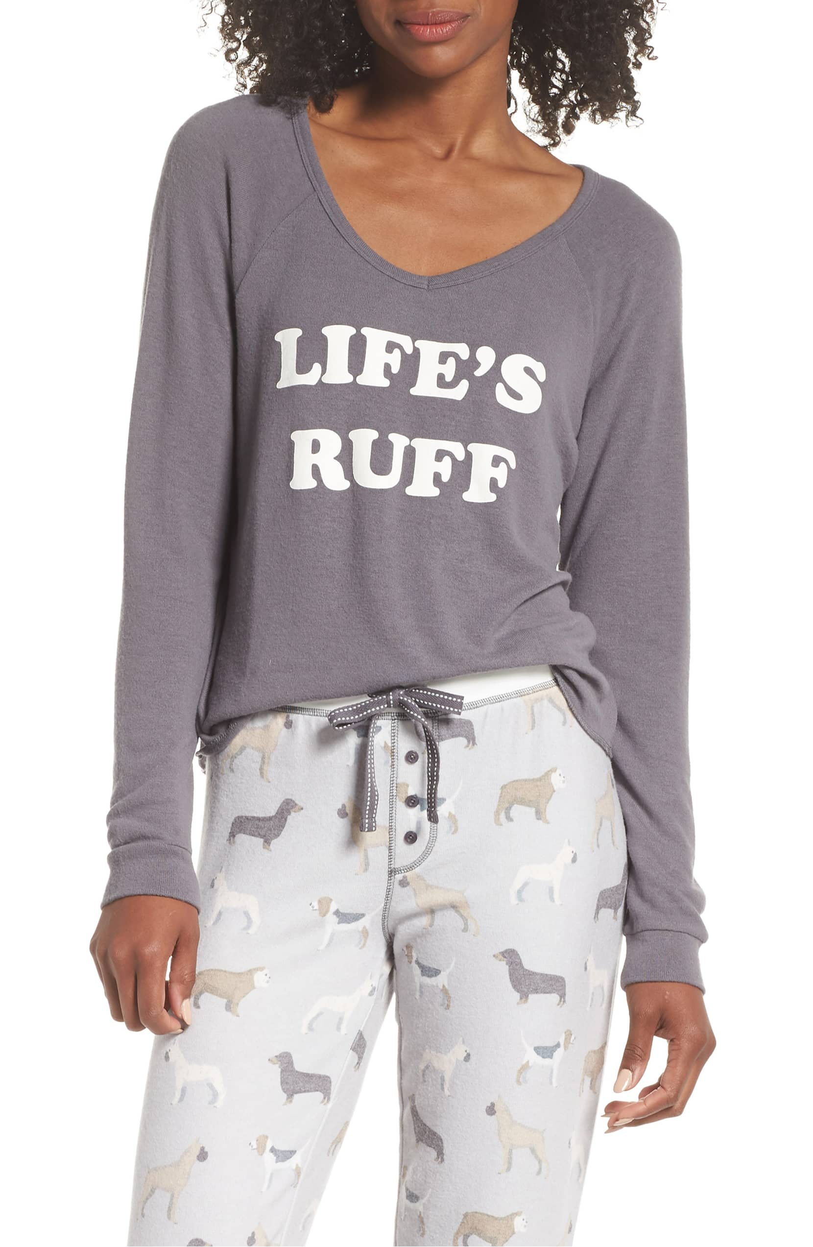 life's ruff lounge top