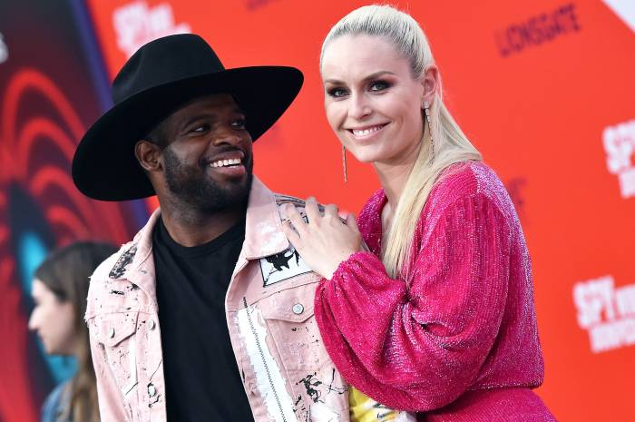 Lindsey Vonn Says She and Boyfriend P.K. Subban Are 'Very Much in Love'