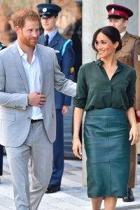 Prince Harry, Duke of Sussex and Meghan, Duchess
