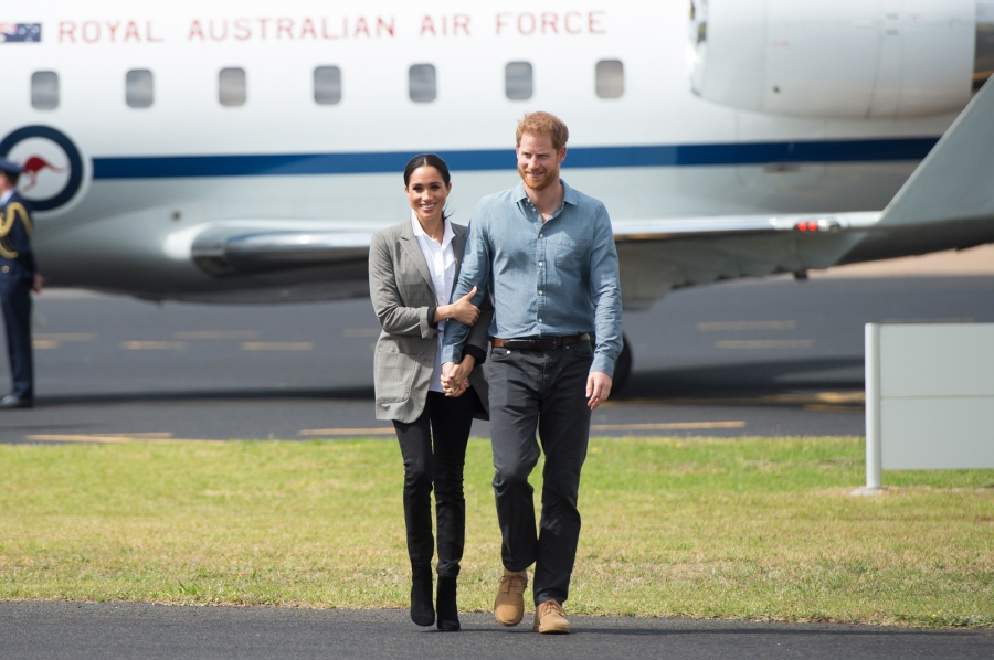 Pregnant Duchess Meghan and Prince Harry's Full Australia Royal Tour So Far