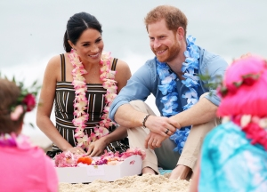 Fan Gives Prince Harry a Photoshopped Royal Family Photo With Late Mom Princess Diana