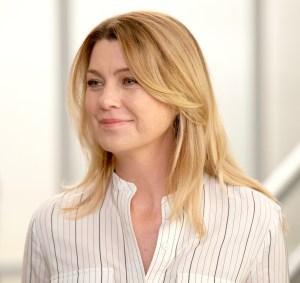 Ellen Pompeo on Grey's Anatomy