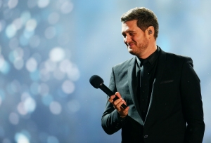 Michael Buble Laughs Off Retirement Rumors: 'I Need the Money'