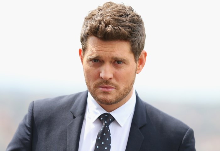 Michael Buble Opens Up About His Son's Cancer Battle