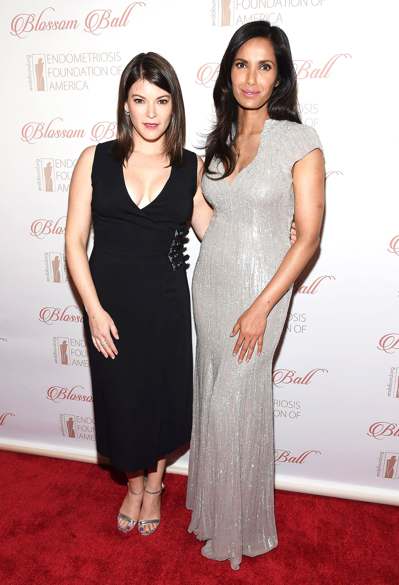 Padma Lakshmi and Gail Simmons