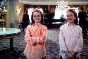 Lindsay Lohan in 'Parent Trap.'