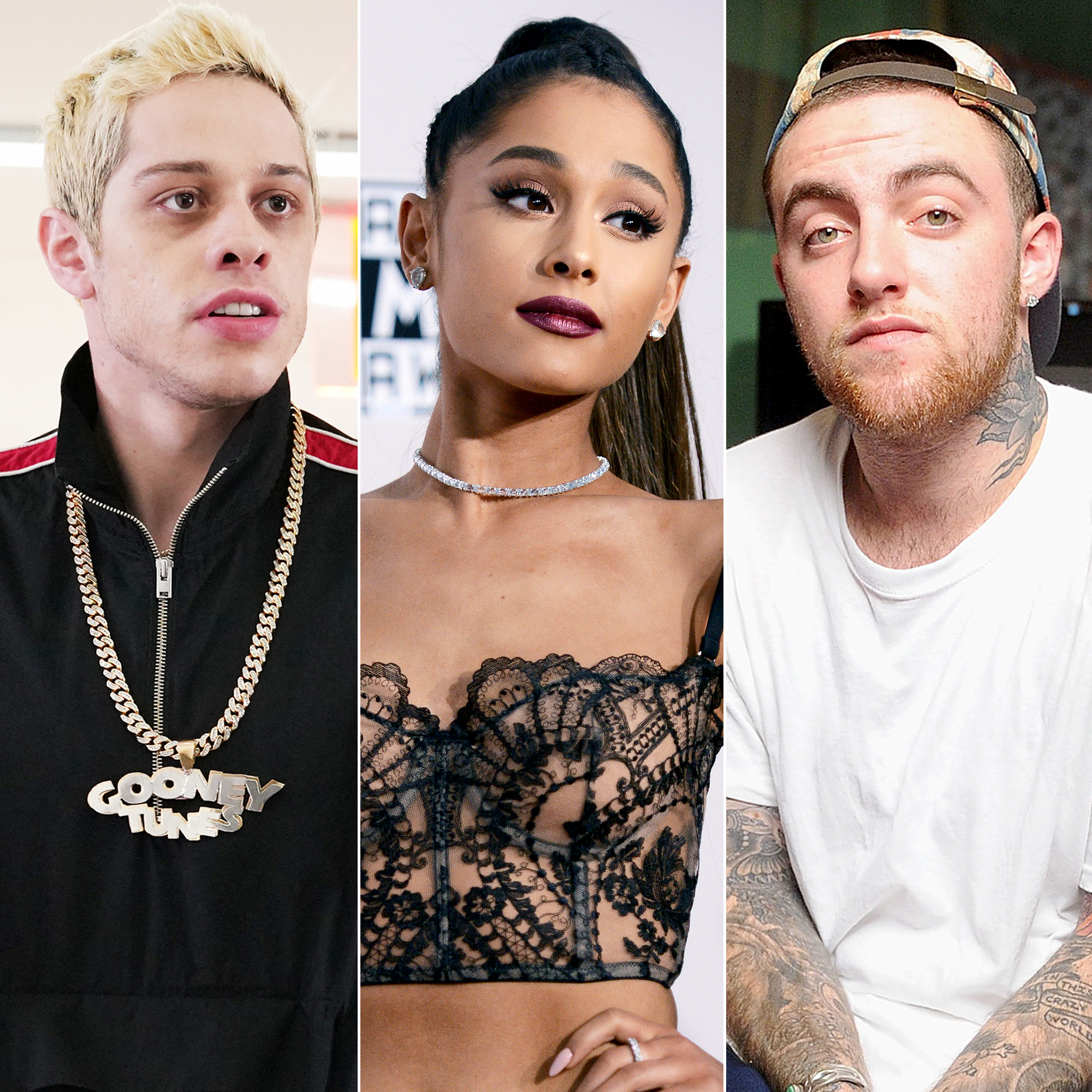 Who is ariana grande dating wdw prep