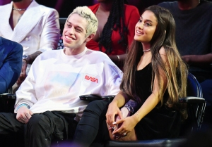 Pete Davidson GoFundMe Ariana Grande Split