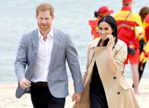 prince harry duchess meghan australia tour