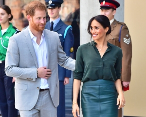 Prince Harry and Duchess Meghan 'Are Trying for a Baby'