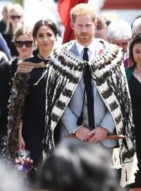 Prince Harry Pregnant Duchess Meghan Rotorua