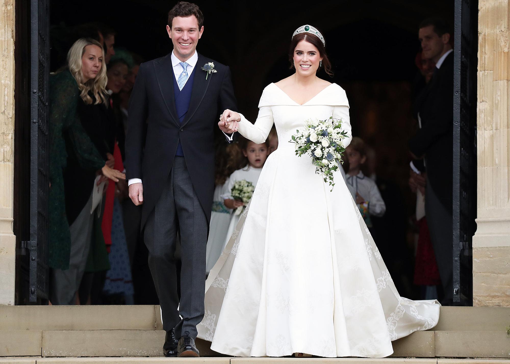 Chelsy Davy Cressida Bonas Princess Eugenie Wedding Prince Harry Ex
