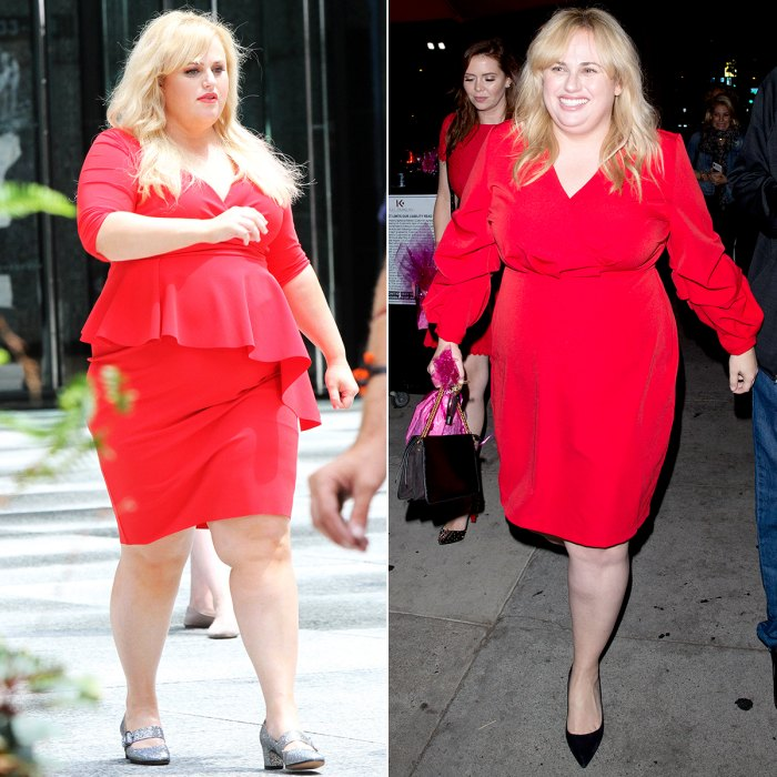 Rebel Wilson Shows Weight Loss Results With Gunnar Peterson