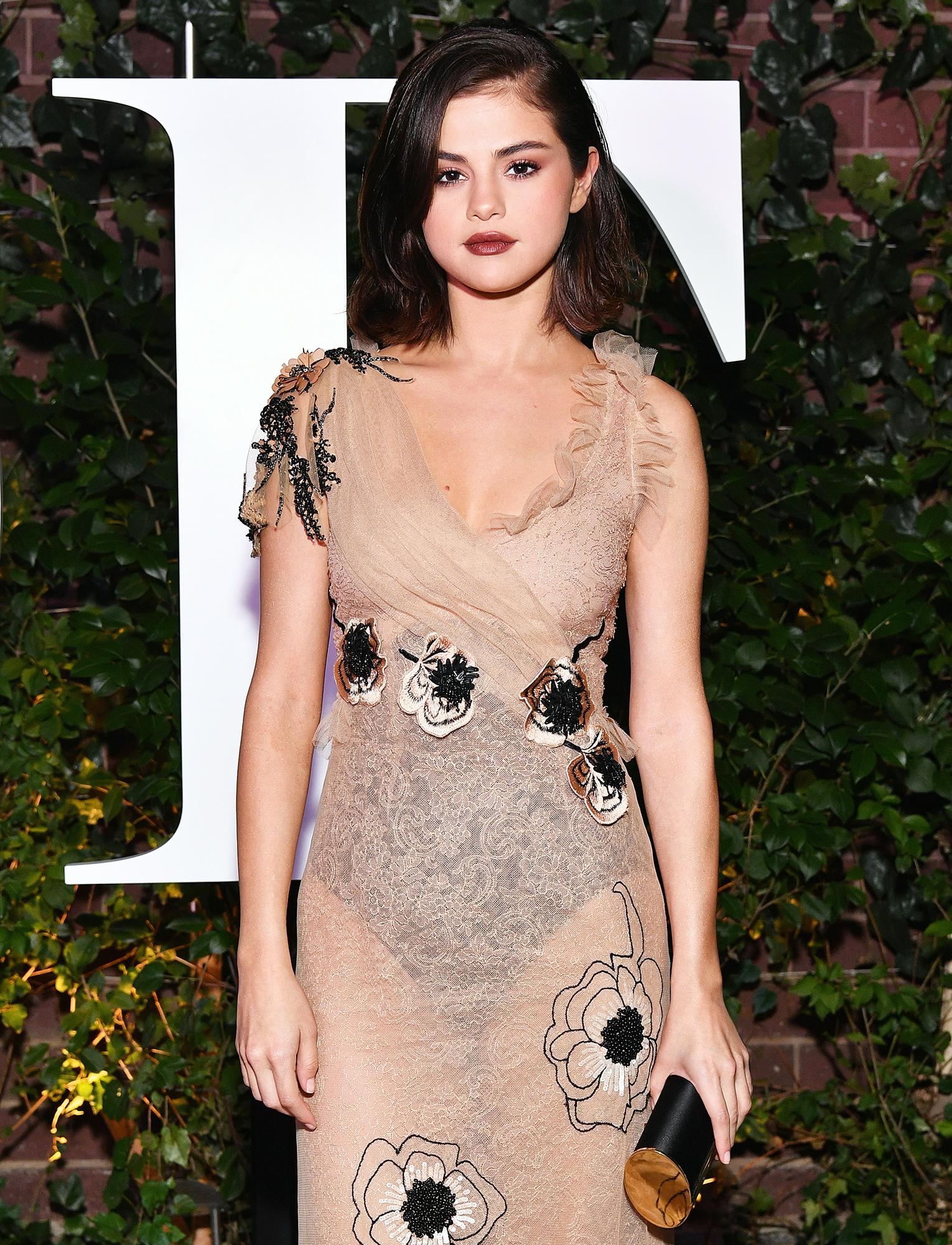 Selena Gomez Mental Health Treatment Two Hospitalizations