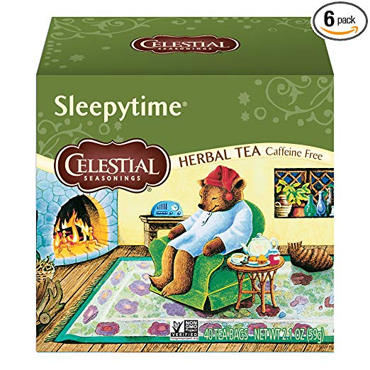 sleepytime herbal tea
