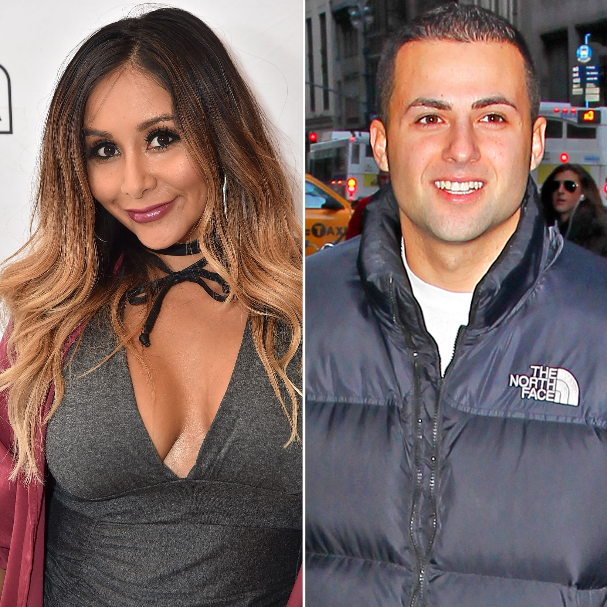 hot rebound romance - Snookin' for love no more! After the Jersey Shore star accused ex Emilio Masella of cheating, she found love again at Karma nightclub in August.
