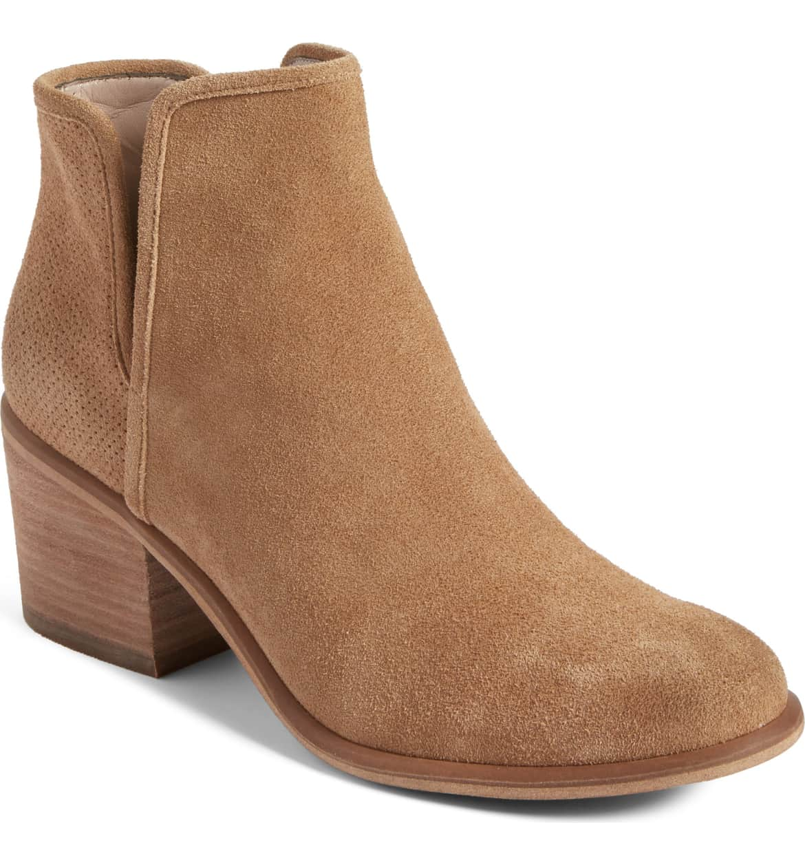 taupe bp bootie nordstrom